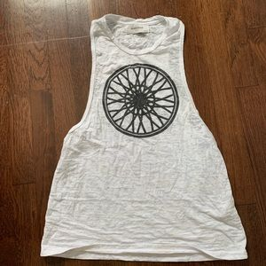 Like New SoulCycle Find Your Soul Wheel Tank Top M